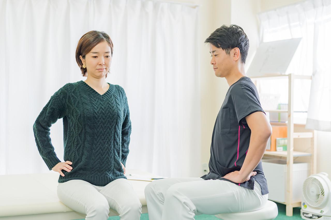 座骨神経痛の再発防止